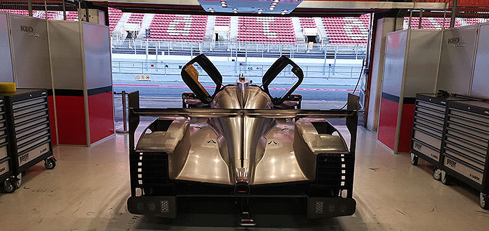 First impressions of our LMP2 winter test